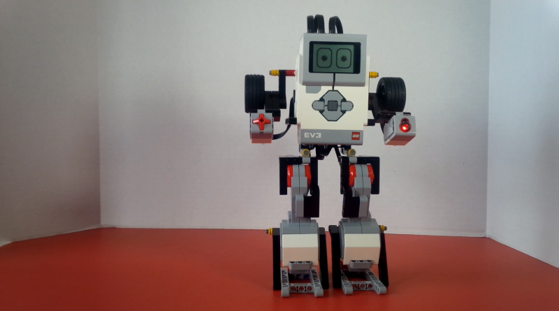 Lego Mindstorms Dancing Robot