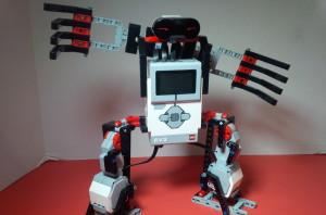 LEGO Mindstorms Basketball Robot