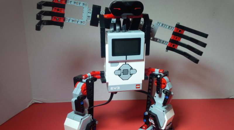 ev3 robot instructions pdf