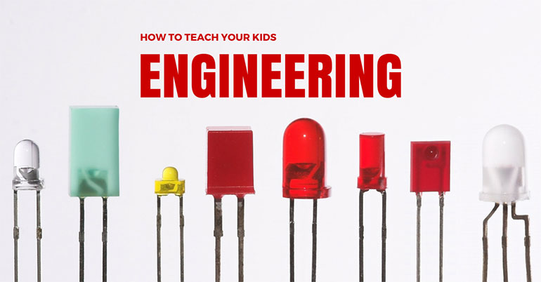 how to teach your kids engineering