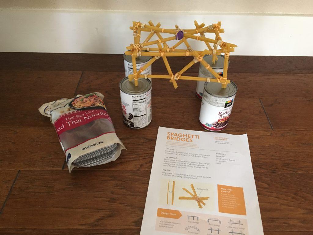 Spaghetti Bridge