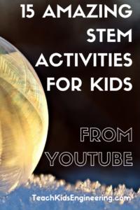 STEM Activities Pin