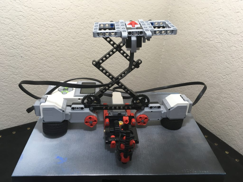 Mindstorms Booby Trap Unboxed