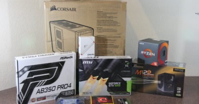 Building a Gaming PC